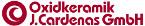 Oxidkeramik - J. Cardenas GmbH